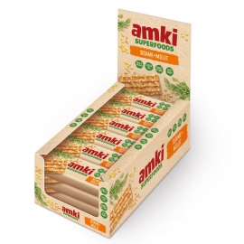 Sezamky AMKI SUPERFOODS s jáhly Unitop 33g - 9ks