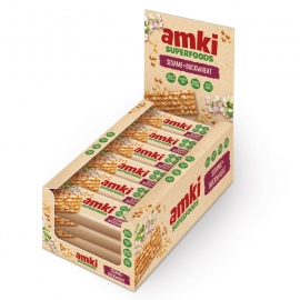Sezamky AMKI SUPERFOODS s pohankou Unitop 33g - 9ks