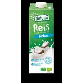Rýžový nápoj s kokosem BIO Natumi 1l