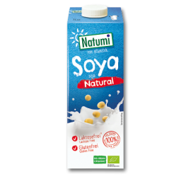 Sójový nápoj natural BIO Natumi 1l