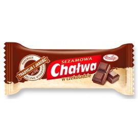 Chalva v čokoládě Unitop 50g
