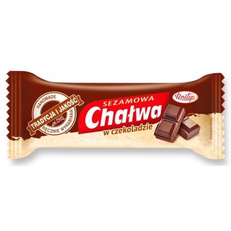 Chalva v čokoládě Agros 50g