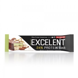 Excelent Protein Bar mandle + pistácie Nutrend 85g